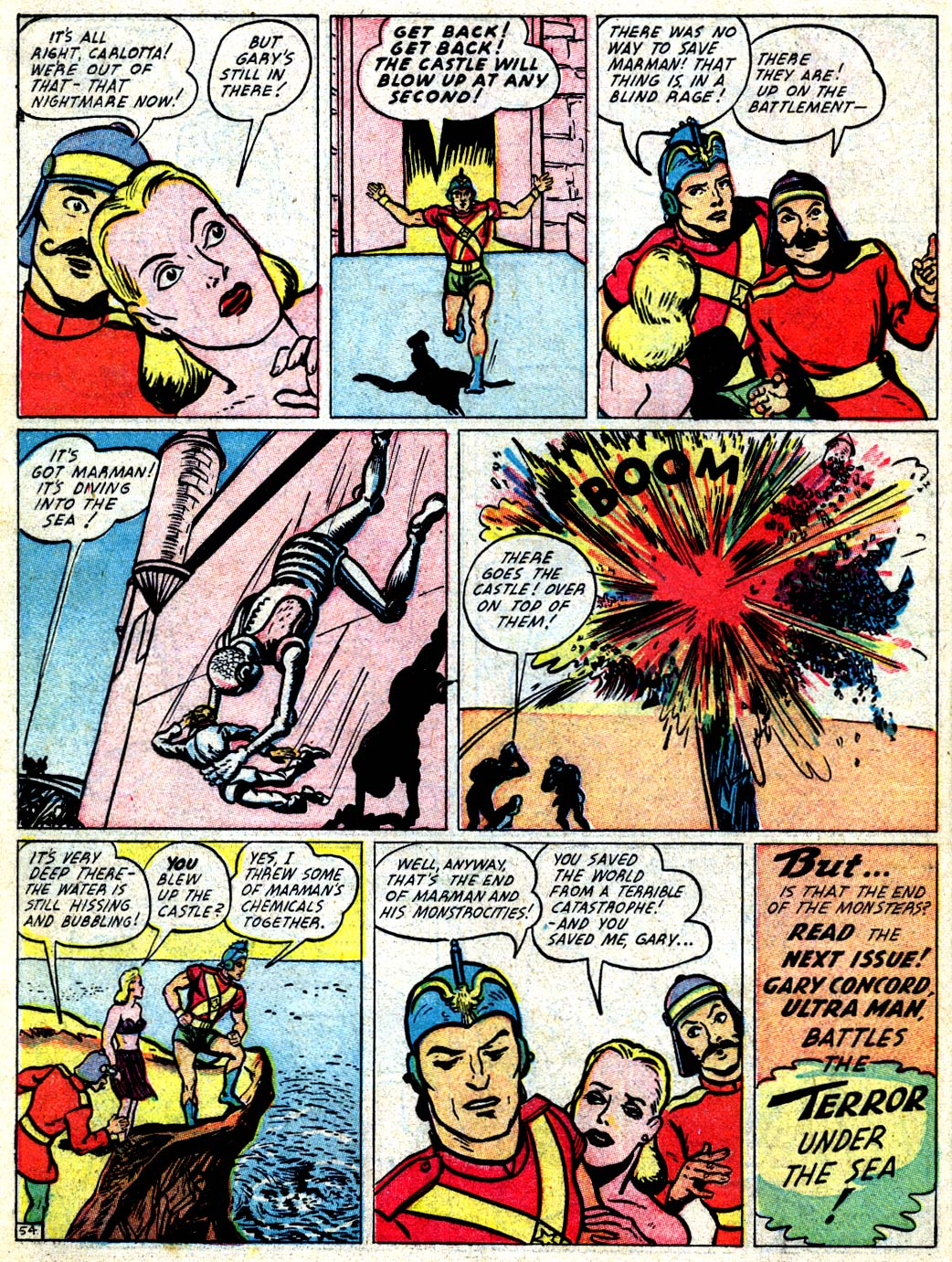 Read online All-American Comics (1939) comic -  Issue #15 - 10