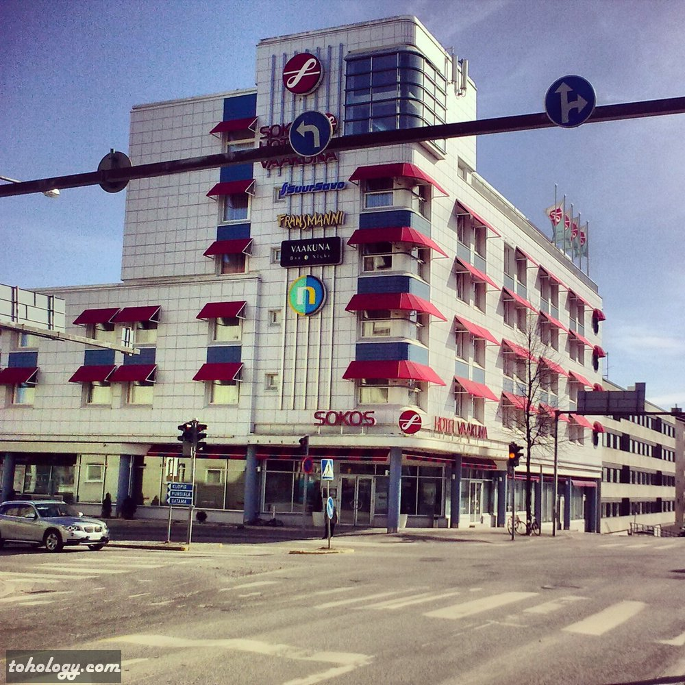 Sokos Hotel Vaakuna in Mikkeli