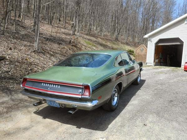 1969 Plymouth Barracuda 340S Fastback for Sale - Buy ...