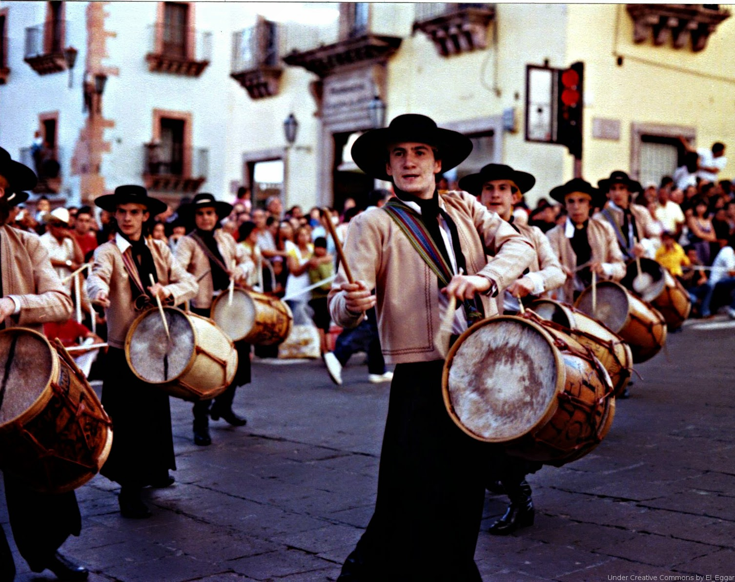 dia mundial del folklore