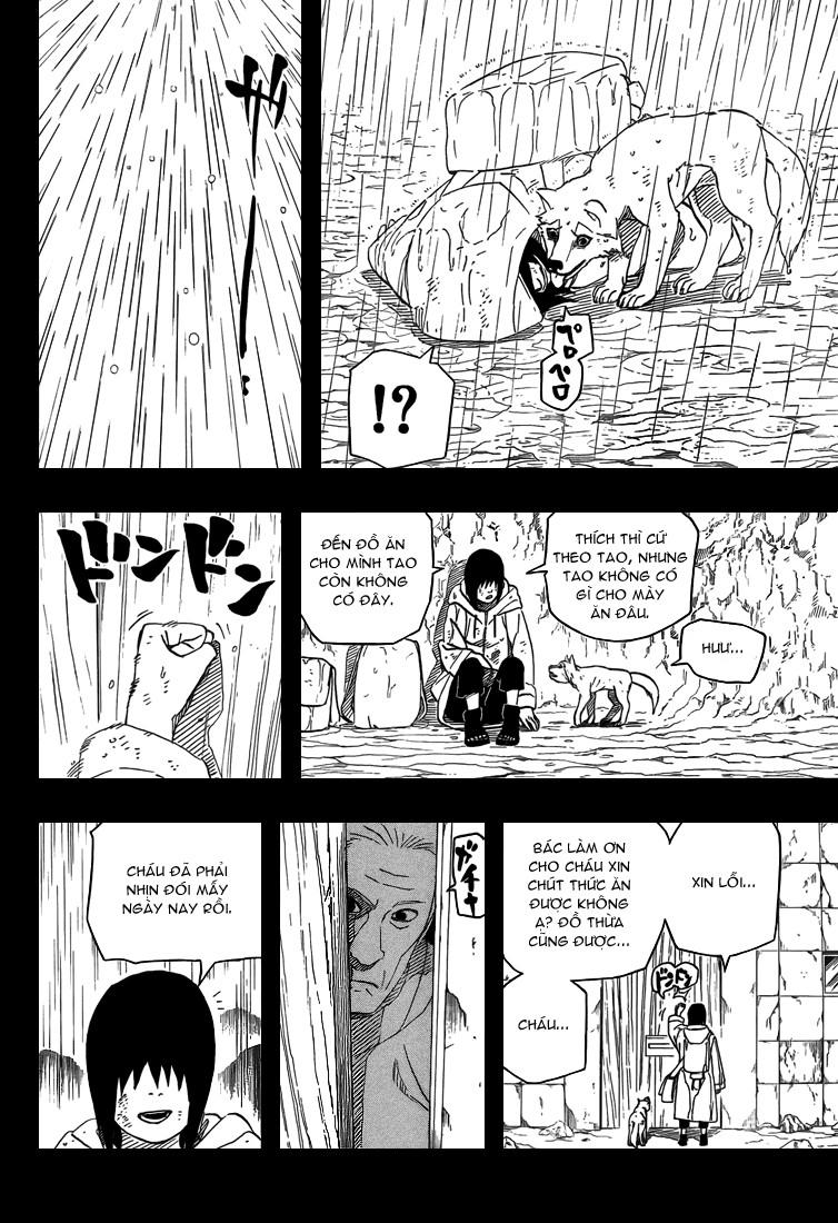 Naruto chap 445 Trang 7 - Mangak.info