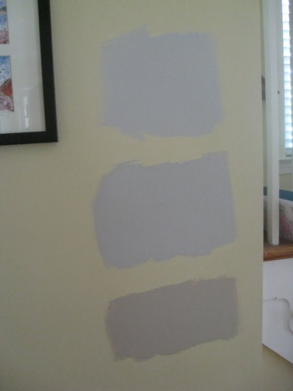 My sun shines here june 2011 for Benjamin moore smoke embers