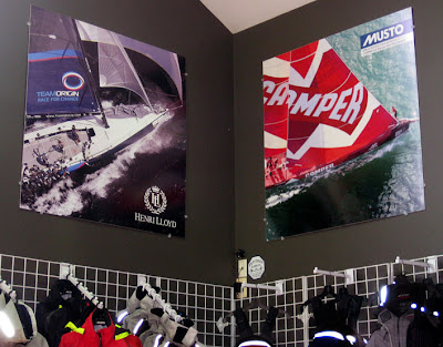 Musto Henri Lloyd Annapolis Performance Sailing APS Storefront