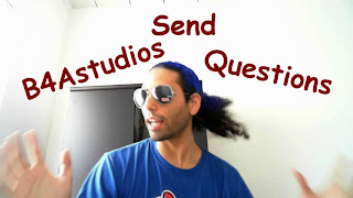 B4Astudios Q&A Question and Answers Video Send your Questions