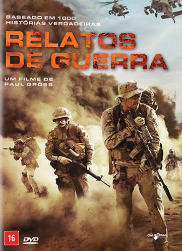 Relatos de Guerra Torrent – BluRay 720p e 1080p Dual Áudio