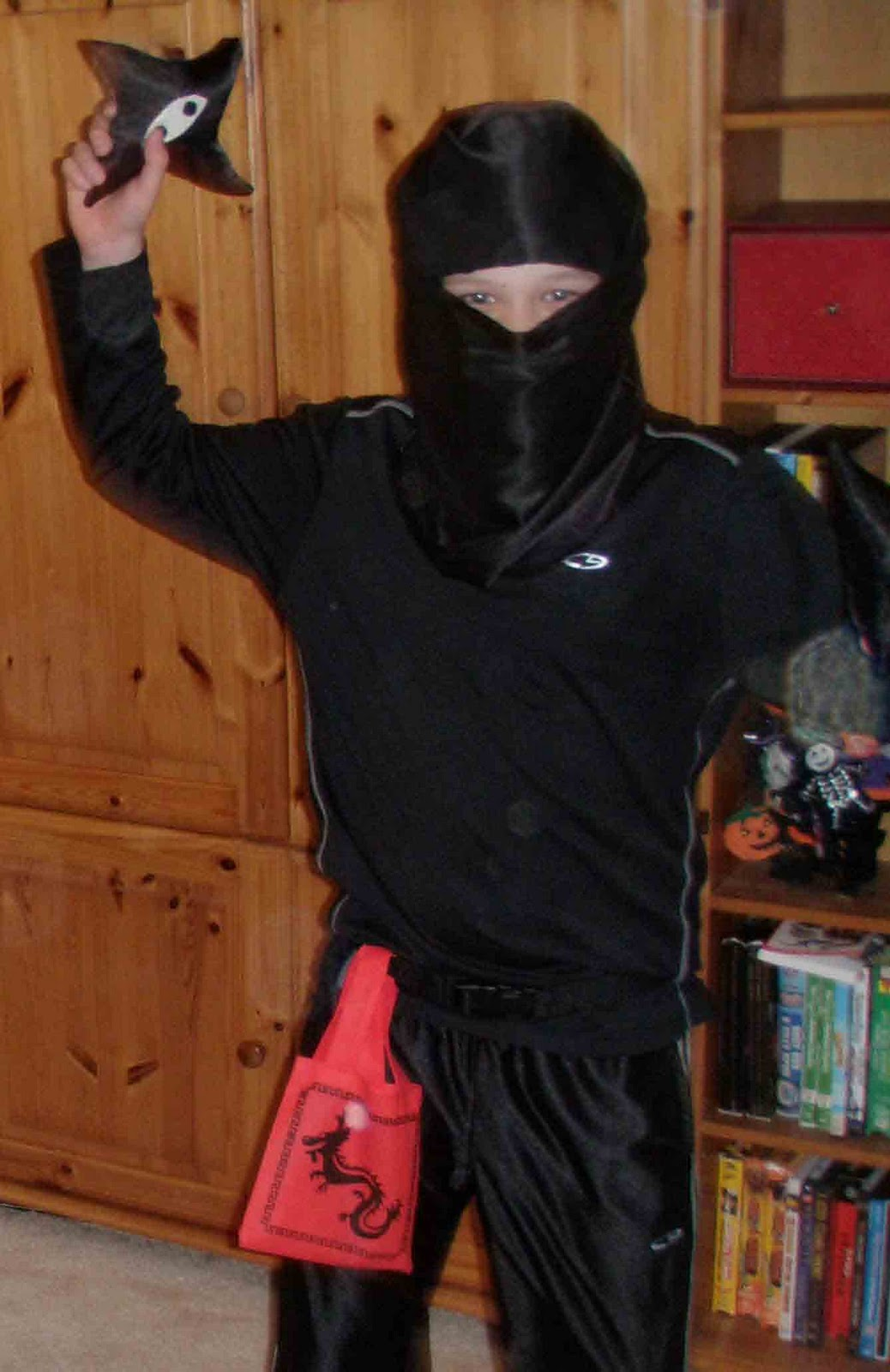 Black t shirt ninja mask - Black T Shirt Ninja Mask 11
