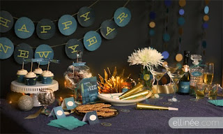 Free Printable New Year's Eve Party Kit