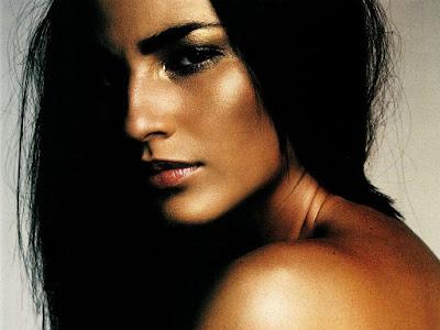Super Model Lujan Fernandez