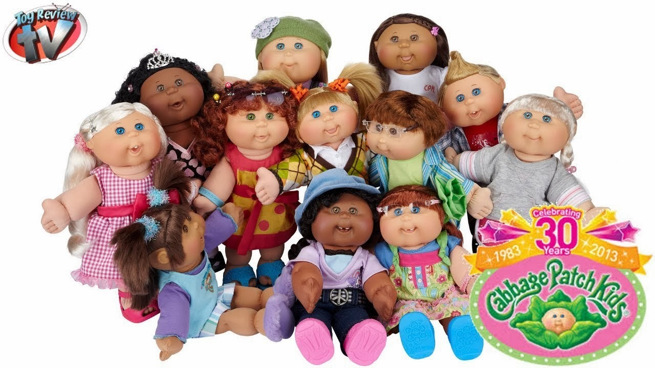 download free first cabbage patch dolls made softportalping. Black Bedroom Furniture Sets. Home Design Ideas