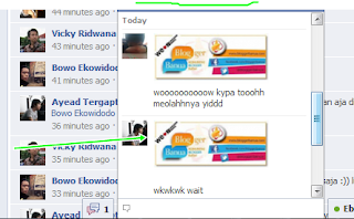 chat facebook emoticon gambar sendiri
