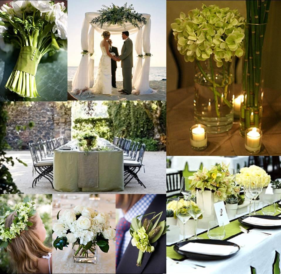 decoracao branca e verde para casamento : decoracao branca e verde para casamento:por falar em casamento: Tendências para decoração 2012