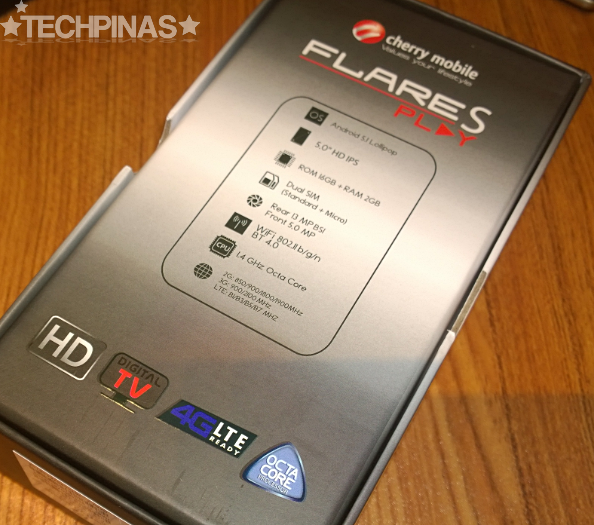 Cherry mobile flare s play price php 4 999 dtv android lollipop