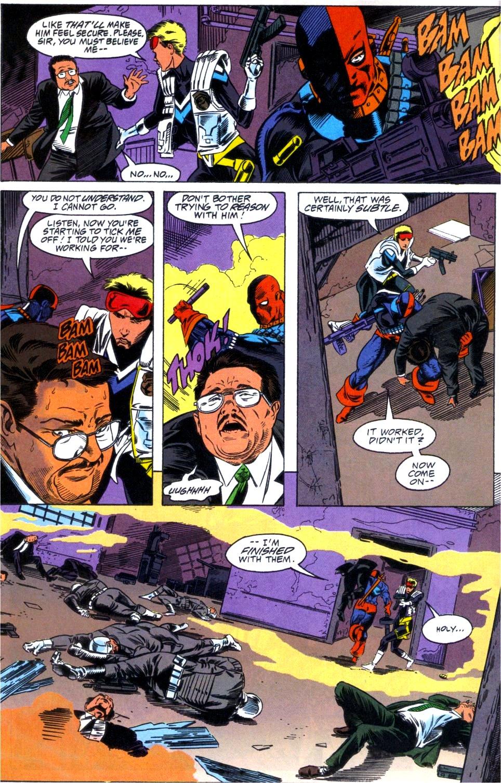 Deathstroke (1991) Annual 1 #1 - English 7