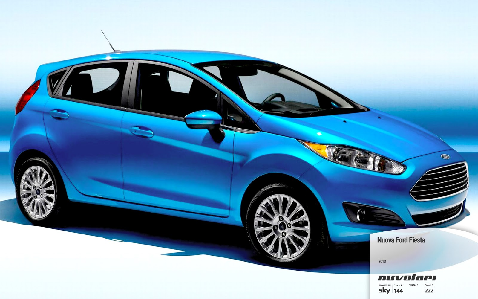 Ford Fiesta Kinetic-2013