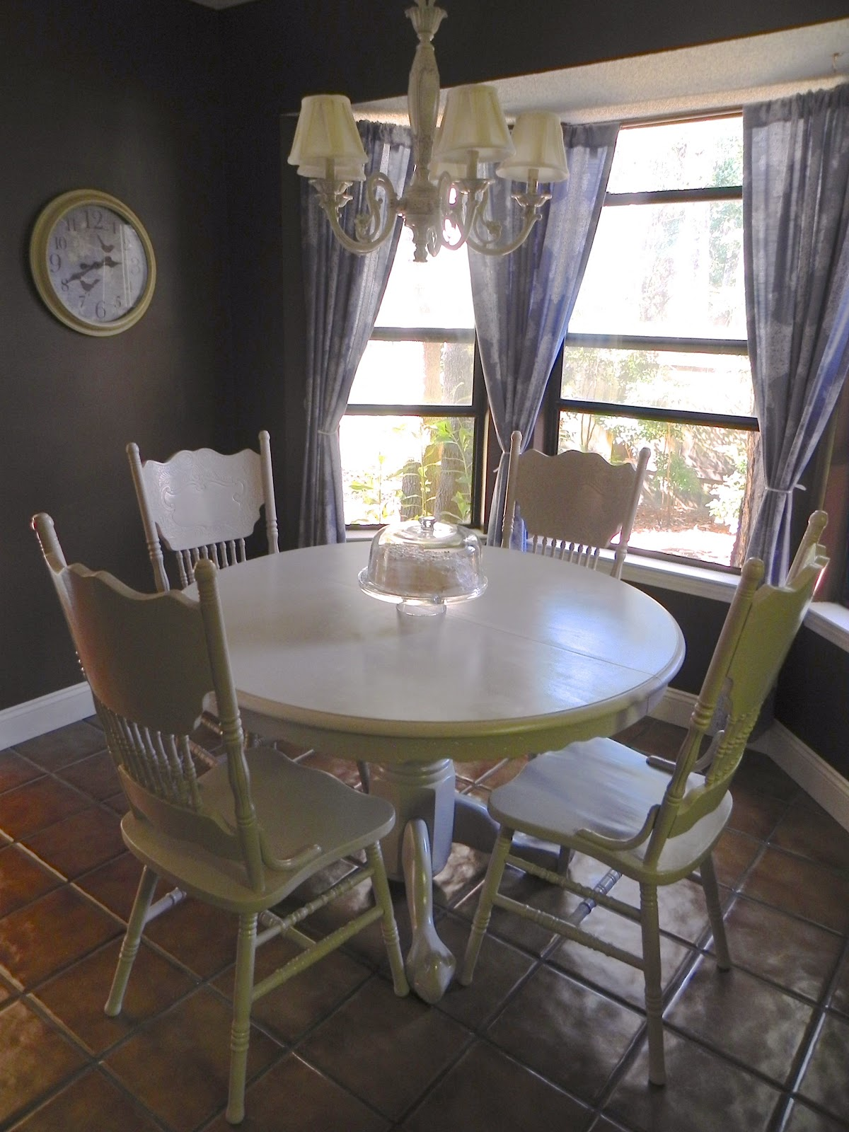 Pretty bones operation fallout repurposing dining table for Dining room operations