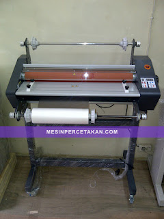 Mesin Laminating Roll 2 Muka
