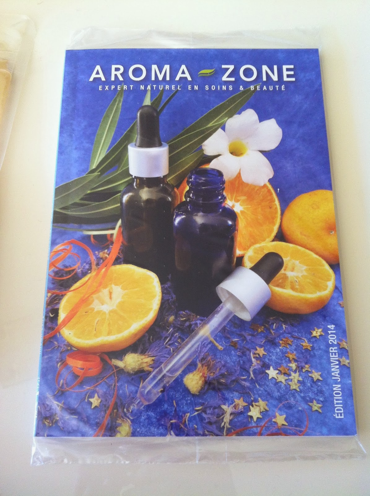 pedido aroma zone, opinion, blog