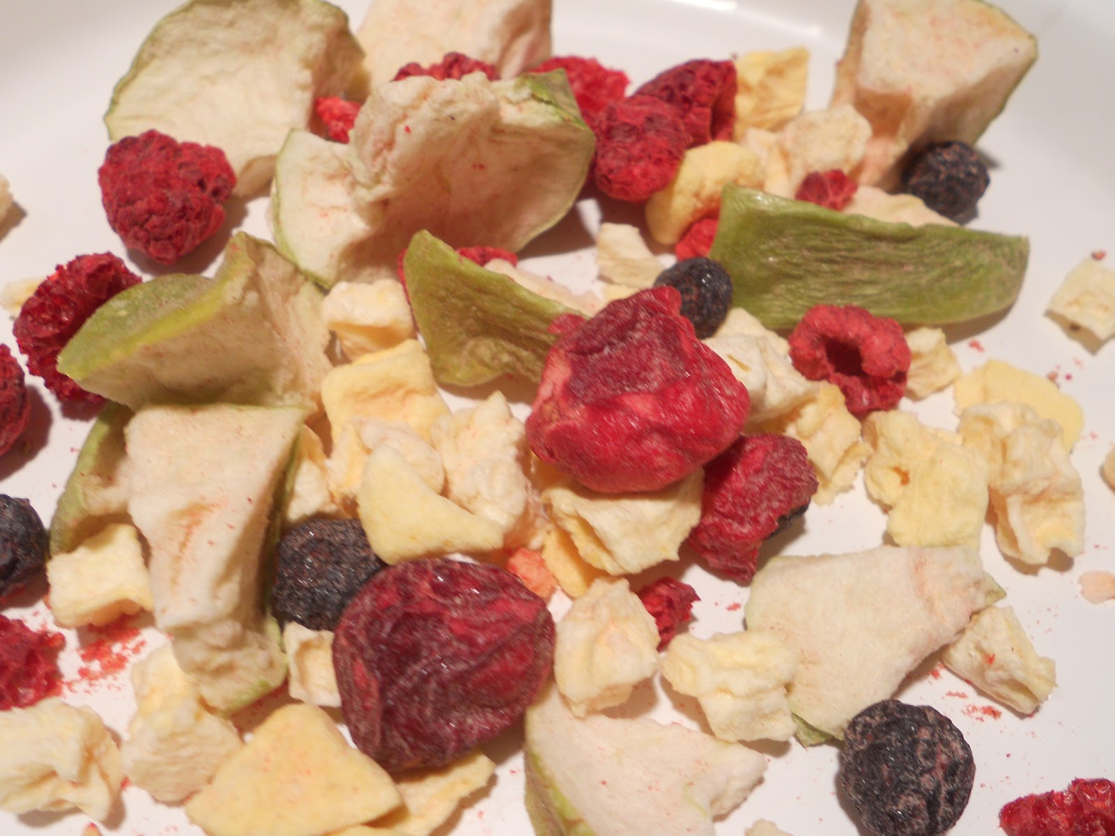 Adding Freeze Dried Fruits To Cakes