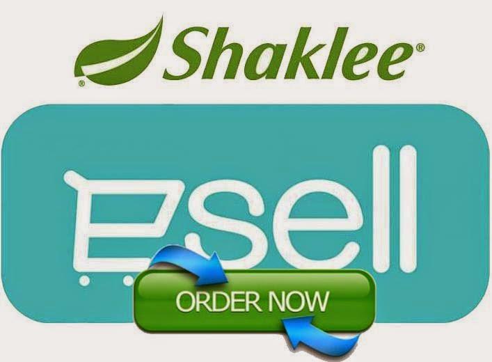 Sekarang Customer Boleh Beli Shaklee Terus Tanpa Melalui Agen Secara Online eSell