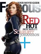 Scarlett Johansson es La Viuda Negra