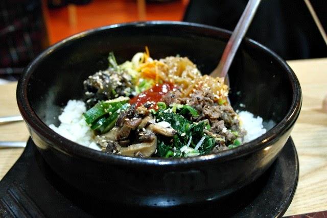 Restaurante japonés coreano Maru