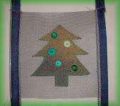 kerst in spijkerbroek