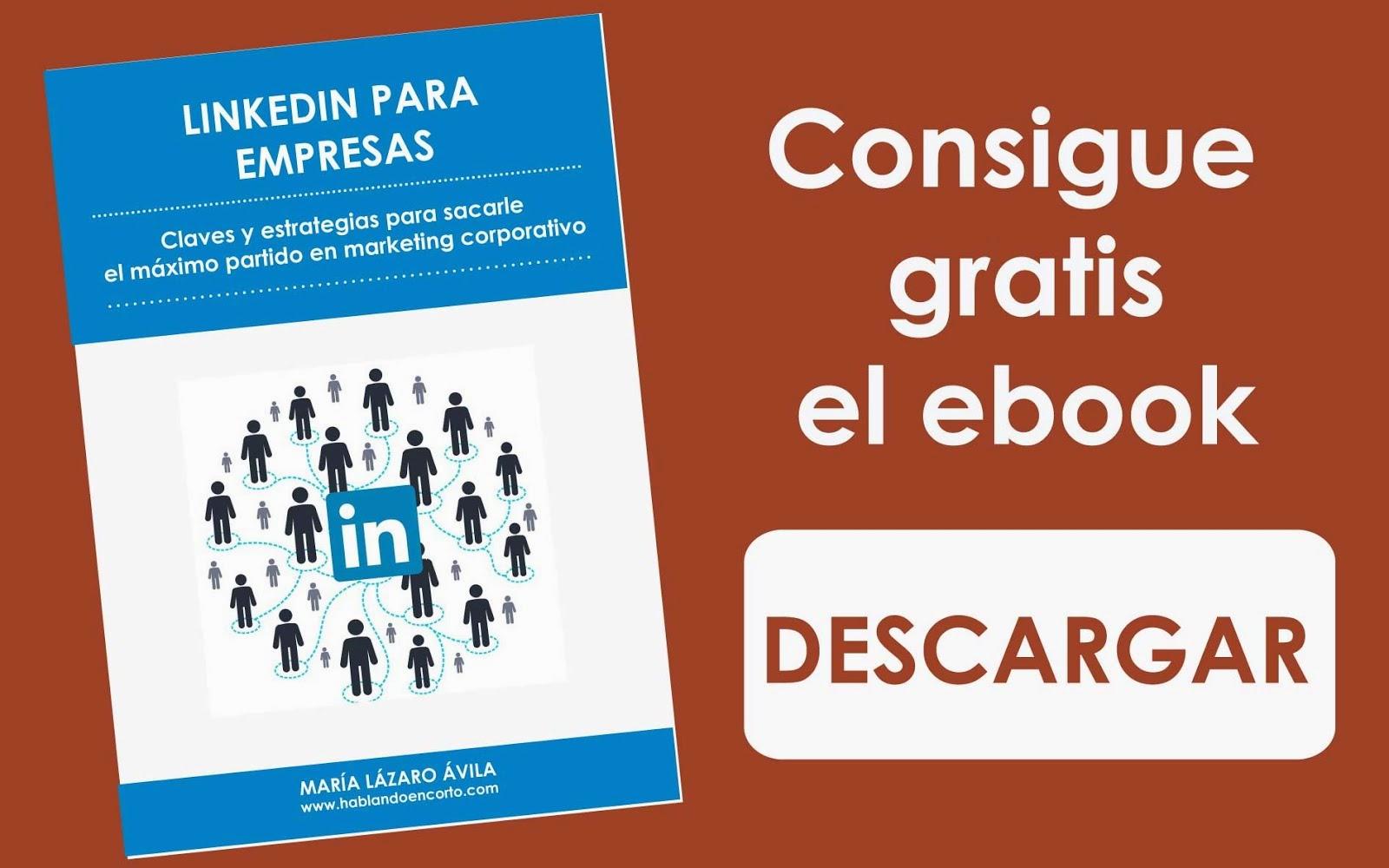 Libro gratis 'LinkedIn para empresas'