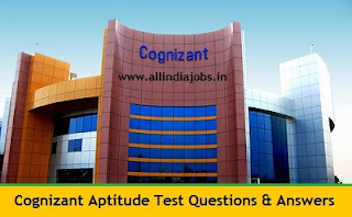 cts aptitude test papers with answers pdf