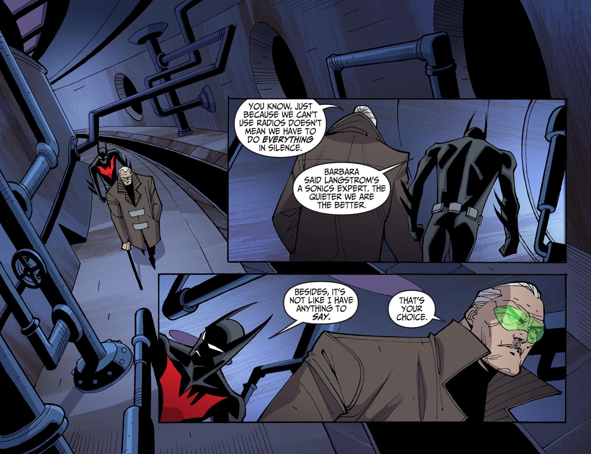 Batman Beyond 2.0 #11 #30 - English 15