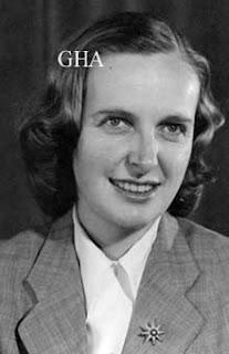 Archiduchesse Regina d'Autriche, née princesse de Saxe Meiningen 1925-2010