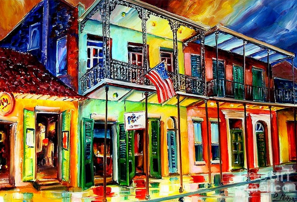 Apartments On Bourbon Street New Orleans