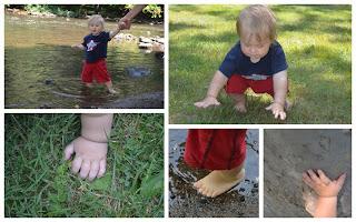 baby sensory activity
