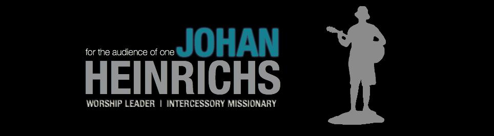 Johan Heinrichs