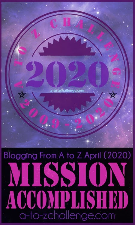 Blogging A-to-Z 2020