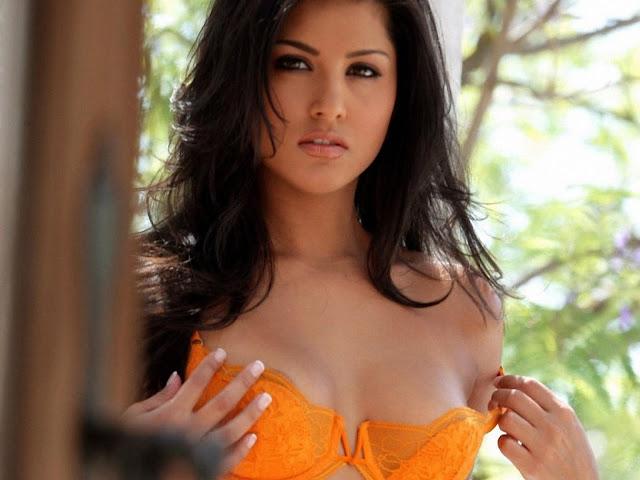 Indian Model Sunny Leone