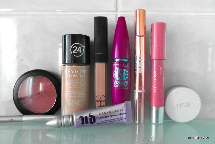 One Little Vice Beauty Blog: Day Date Makeup