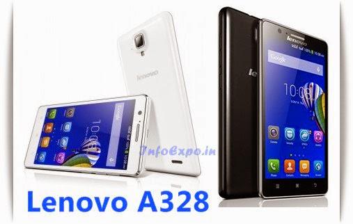 LenovoA328: 4.5 inch.1.3 GHz Quadcore Android Phone Specs, Price