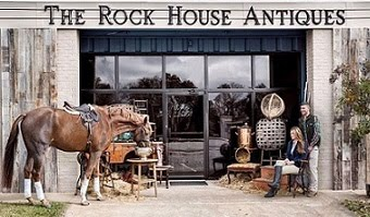 my favorite antique shop: