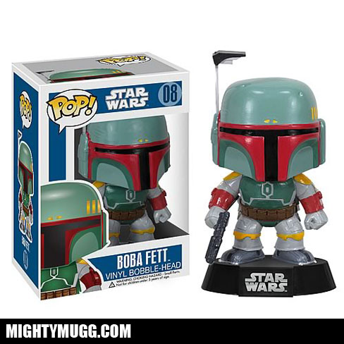 Boba Fett Star Wars Pop! Vinyl