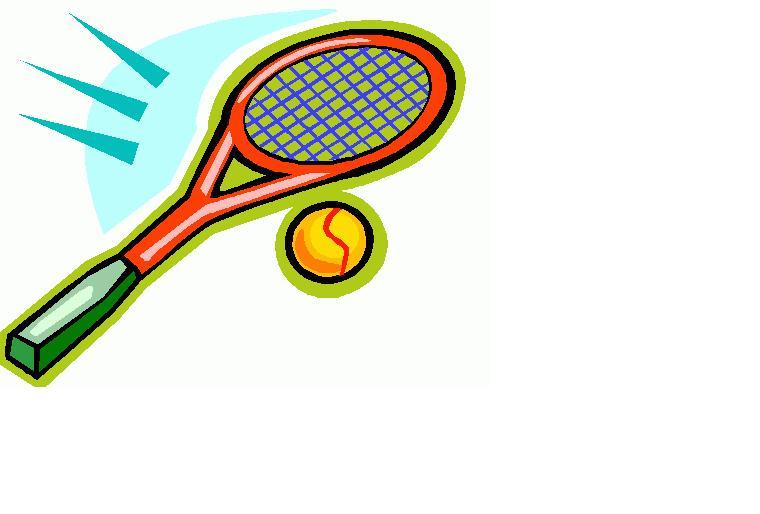 Afr theze activites sportives et culturelles - Dessin raquette ...