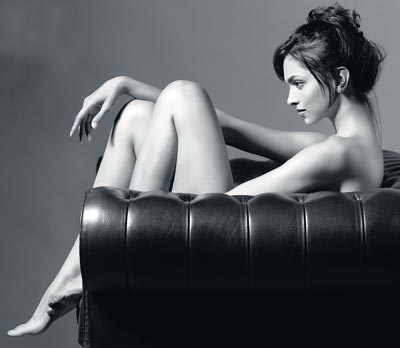 Deepika Padukone without Clothes