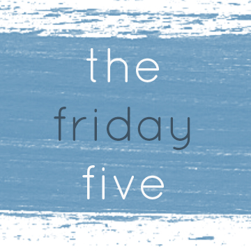 The Friday Five: Blog Design Links Love | Pennies & Paper Blog