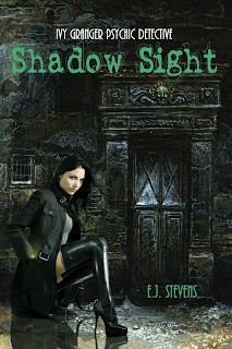 Shadow Sight (Ivy Granger, Psychic Detective #1) by E.J. Stevens
