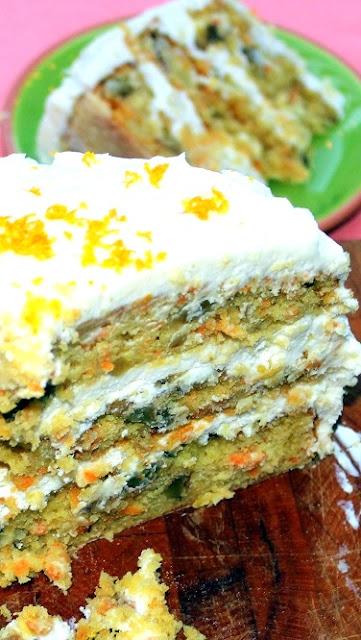 Is Olive Oil Ok For Carrot Cake