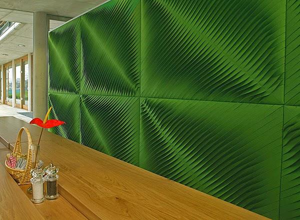 Itex bcn soluciones acusticas y decorativas - Panelados para paredes ...