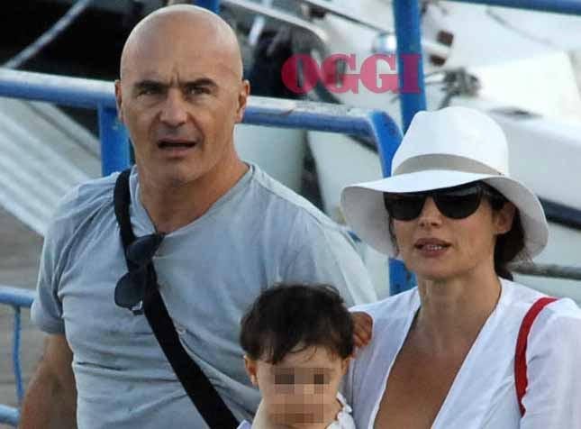 Matrimonio Zingaretti Ranieri Foto : Celeb luca zingaretti e luisa ranieri foto vacanze a