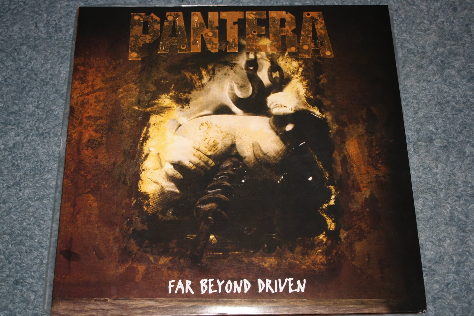 pantera far beyond driven cover - photo #3