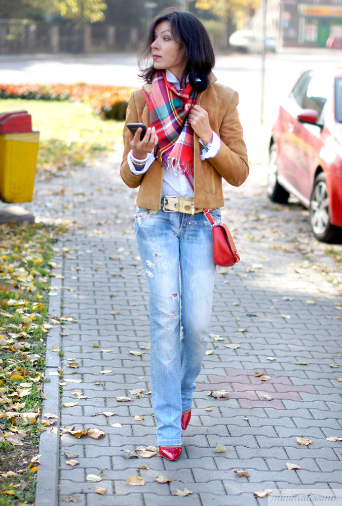 jacket, boho, szpilki, high heel