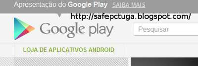 Google Play substitui o Android Market