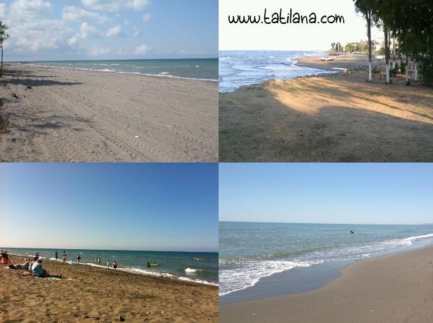 Samsun Çatalçam Plajı